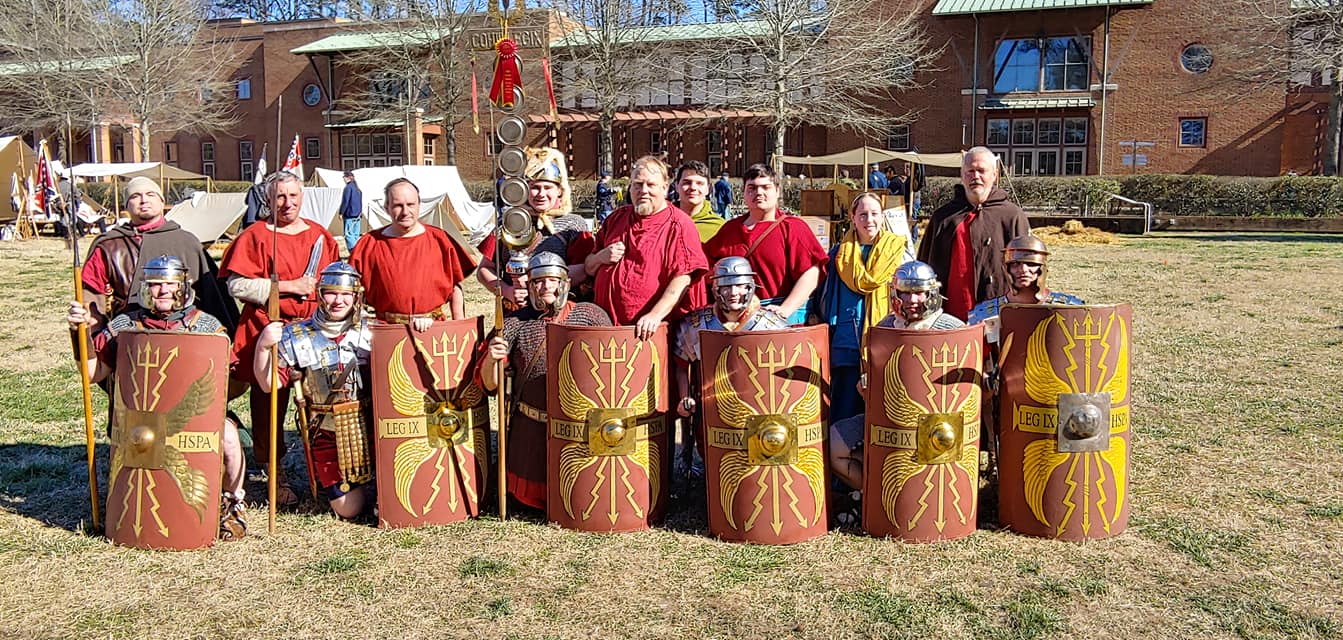 Legio IX at Military Through the Ages 2019